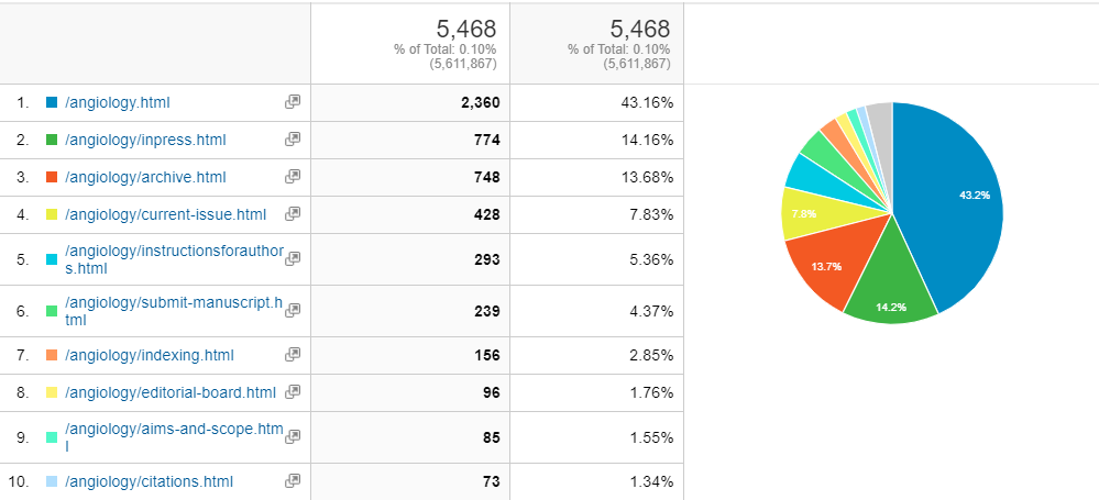 Visitor Analysis Report