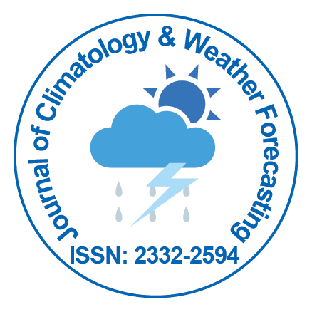 Journal of Climatology & Weather Forecasting
