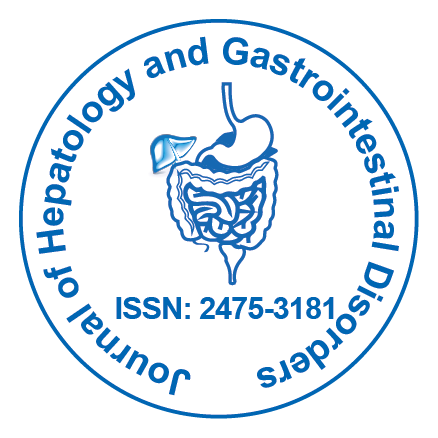 Journal of Hepatology and Gastrointestinal disorders