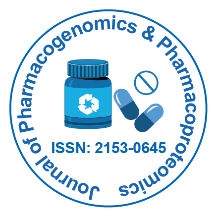 Journal of Pharmacogenomics & Pharmacoproteomics