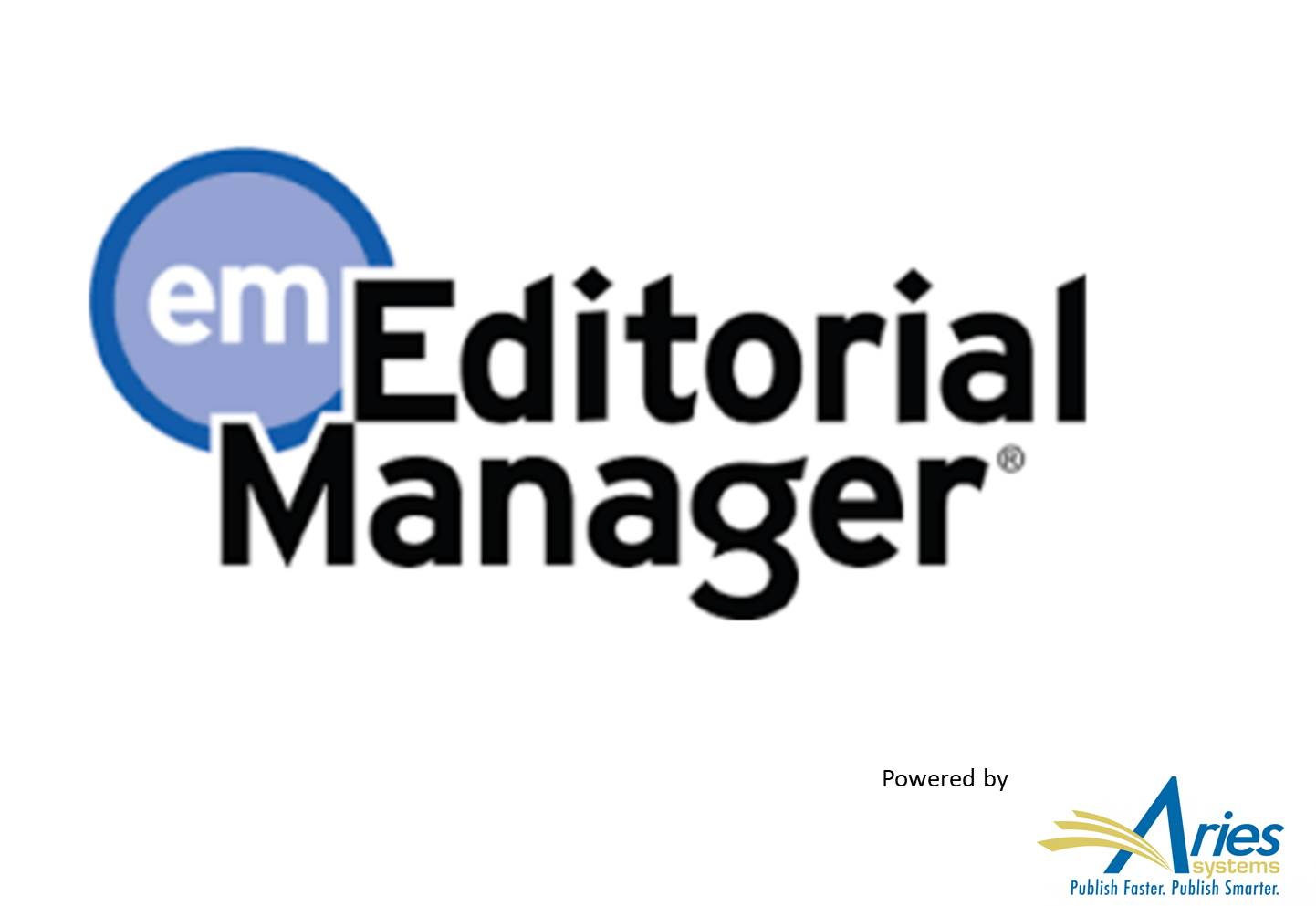 Editorial Manager