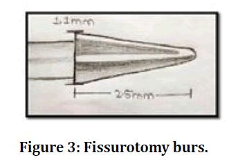 medical-dental-science-Fissurotomy-burs